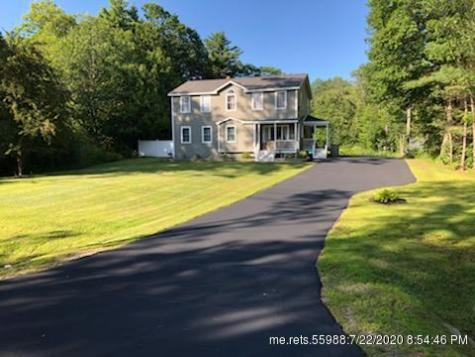 256 Narrows Pond Road Winthrop ME 04364