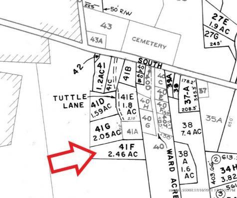 Tuttle Lane Bridgton ME 04009