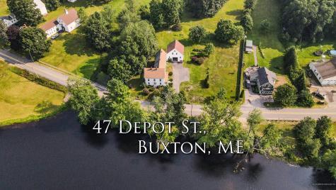 47 Depot Street Buxton ME 04093
