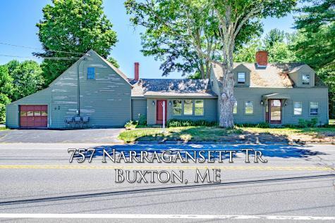 757 Narragansett Trail Buxton ME 04093