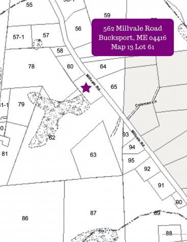562 Millvale Road Bucksport ME 04416