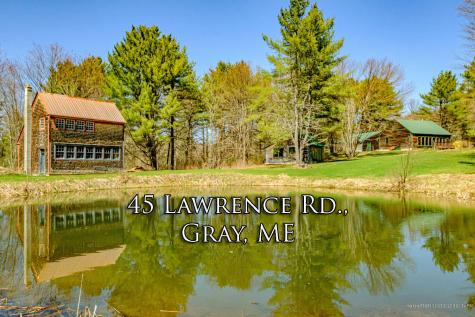 45 Lawrence Road Gray ME 04039