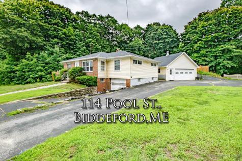 114 Pool Street Biddeford ME 04005