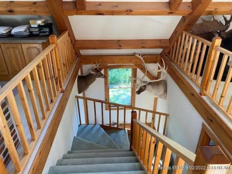 100 Harford's Point Road Big Moose Twp ME 04442