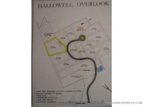 Lot 4 Overlook Drive Hallowell ME 04347