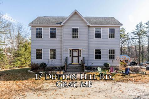 17 Dutton Hill Hill Gray ME 04039