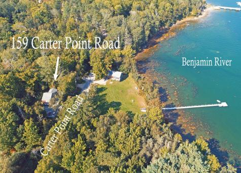 159 Carter Point Road Sedgwick ME 04676