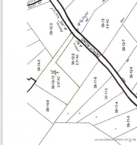 Depot Road Gray ME 04039