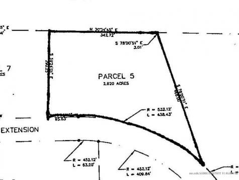 Lot #5 Airport Road Extension Waterville ME 04901
