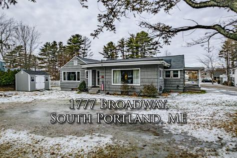 1777 Broadway South Portland ME 04106