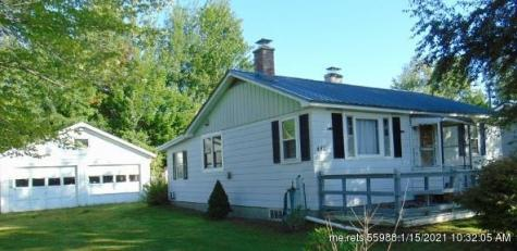487 Stillwater Avenue Old Town ME 04468