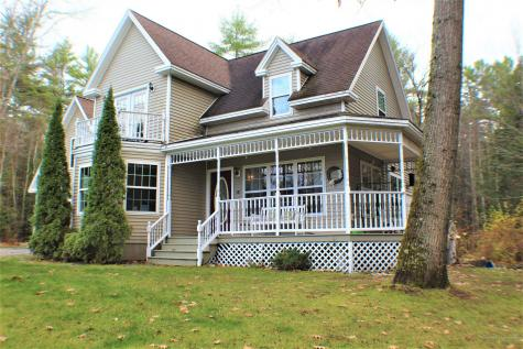 23 Ellery Drive New Gloucester ME 04260