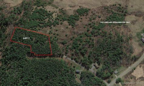 00 Lot 7 Upland Road Wiscasset ME 04578