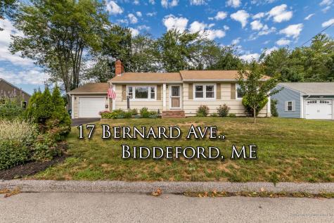 17 Bernard Avenue Biddeford ME 04005