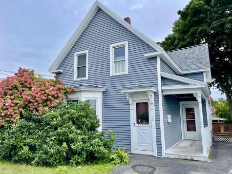 25 Cottage Street Sanford ME 04073