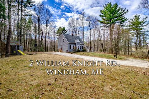 2 William Knight Road Road Windham ME 04062