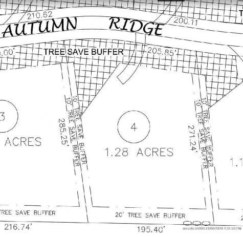Lot 4 Autumn Ridge Sabattus ME 04280