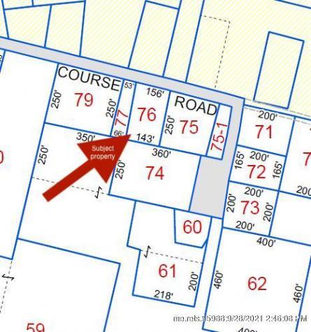 00 Race Course Road Bucksport ME 04416