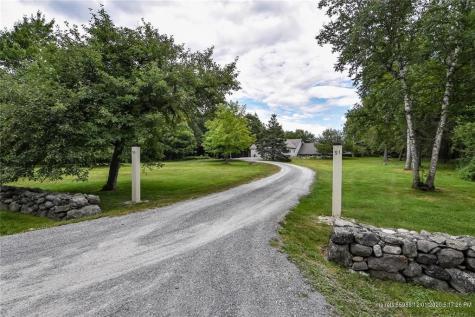 93 Harriman Point Road Brooklin ME 04616