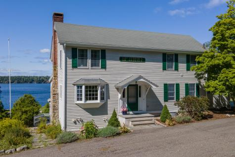 5 Alley Road Boothbay ME 04537