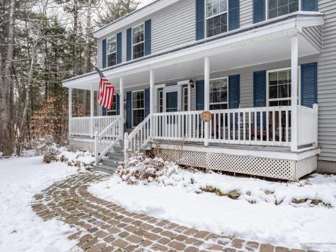 409 Commons Drive Bridgton ME 04009