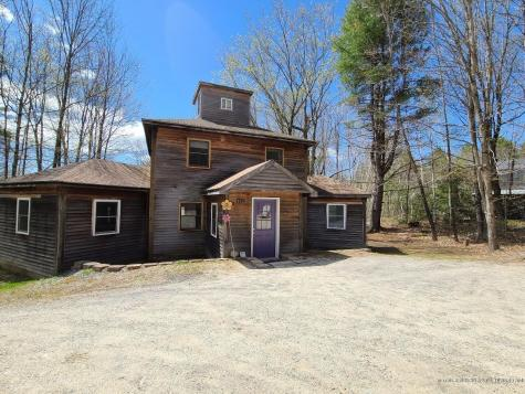 112 Mountain Road Raymond ME 04071