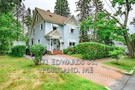 171 Edwards Street Portland ME 04102