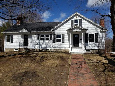 81 Central Street Hallowell ME 04347
