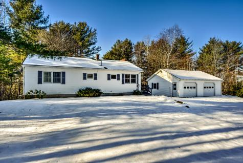449 Pleasant View Ridge Road China ME 04358