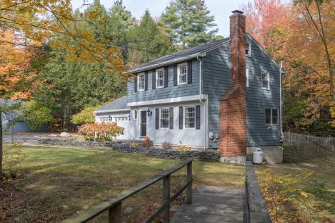 45 Mountain Road Falmouth ME 04105