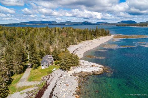 82 Jimmy's Point Road Cranberry Isles ME 04625