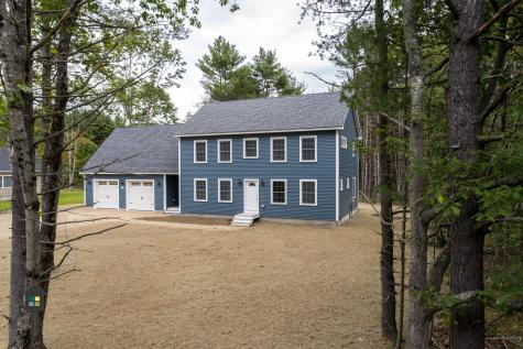 Lot #12 Somerset Place Topsham ME 04086