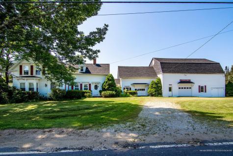 1863 Coastal Road Brooksville ME 04617