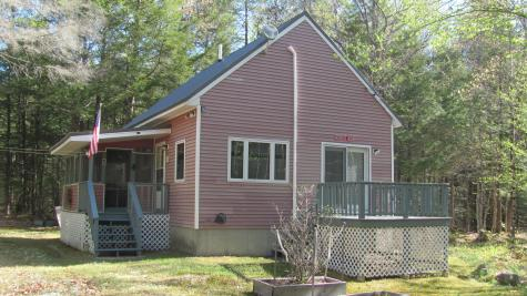 151 Big Sandy Road Bridgton ME 04009