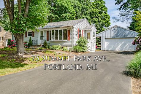 75 Summit Park Avenue Portland ME 04103