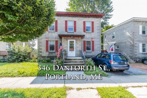 346 Danforth Street Portland ME 04102