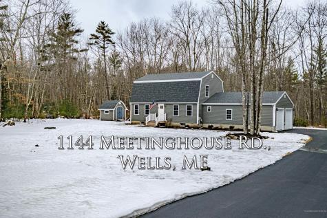 1144 Meetinghouse Road Wells ME 04090