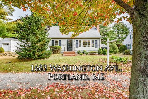 1683 Washington Avenue Portland ME 04103