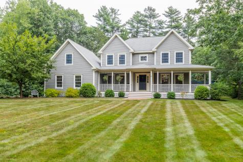 5 Scittery Gussett Drive Falmouth ME 04105