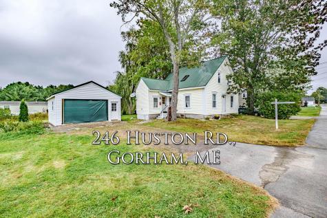 246 Huston Road Gorham ME 04038