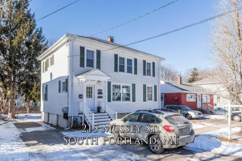 215 Mussey Street South Portland ME 04106