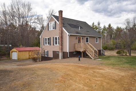 223 Lower Guinea Road Lebanon ME 04027