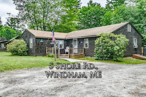 5 Shore Road Windham ME 04062