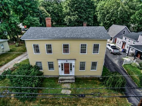 7 Middle Street Hallowell ME 04347