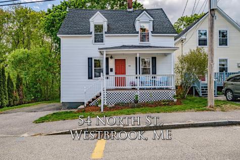 54 North Street Westbrook ME 04092