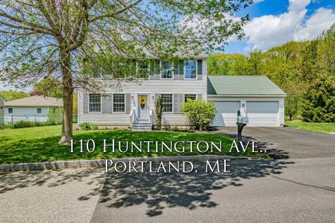 110 Huntington Avenue Portland ME 04103
