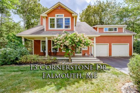 13 Cornerstone Drive Falmouth ME 04105