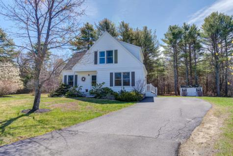 38 Plimoth Way Yarmouth ME 04096