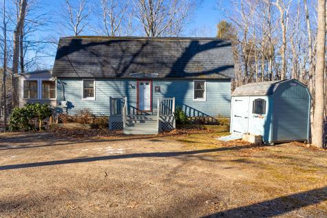 152 Pine Hill Road York ME 03902