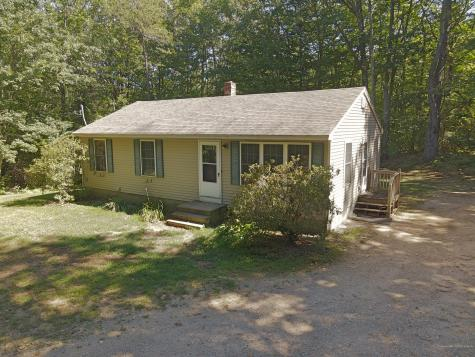 1852 Acton Ridge Road Acton ME 04001